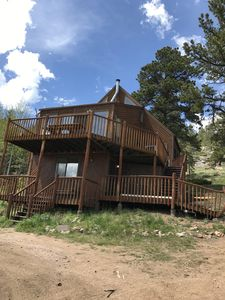 Photo for 2BR House Vacation Rental in Red Feather Lakes, Colorado