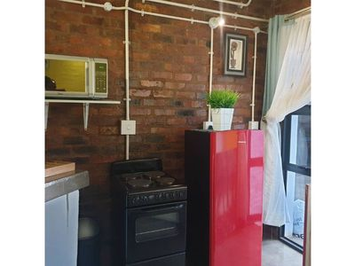 Photo for Neat over-night stay apartment in vibey Maboneng