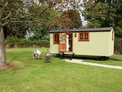 Photo for 1 bedroom Log Cabin in Appledore - 65628