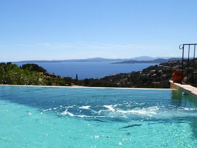Photo for 5BR Villa Vacation Rental in Les Issambres