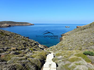 """Photo for The """"Charming Waterfront Retreat"""", with direct access to the sea, near Otzia"""