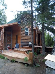 Photo for Hungry Moose Cabin in Kasilof
