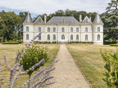 Photo for 9 bedroom Chateau, sleeps 16 with Pool and FREE WiFi