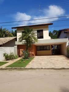 Photo for House on the beach 1:45 from São Paulo in gated community and full leisure
