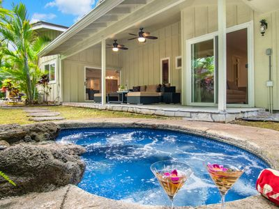 Photo for *15% discount on stays during 4/26-6/14* Hale Kimo located just a beach path away from Kailua Beach!