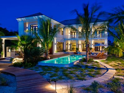 Photo for Two story colonial styled villa