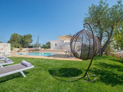 Photo for Trullo Atmosfera: 2 bedroom Puglia trullo