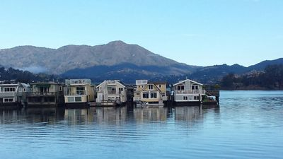 Photo for Magical Sausalito Floating Home