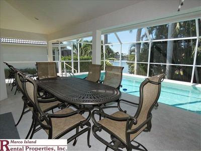 Photo for Beautiful 3 Bed, 2 Bath home on Price Ct. with a water view. Only 6/10 of a mile to Tigertail Beach from this house.