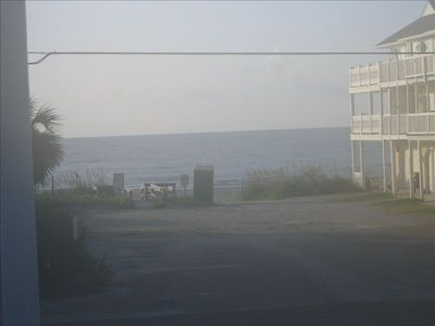 Photo for GREAT Location !  Across from Beach Pool 2 Bedrm Condo WiFi Pet Friendly