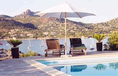 Photo for Lovely Villa with Panoramic Sea View