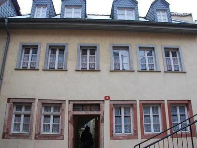 Photo for Charming retreat in the heart of the picturesque town of Mainz