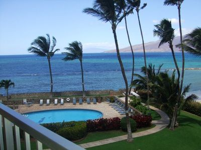 Panoramic Ocean Views From Lanai