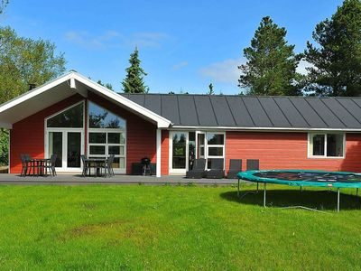 Photo for Luxurious Holiday Home With Private Whirlpool in Oksbøl