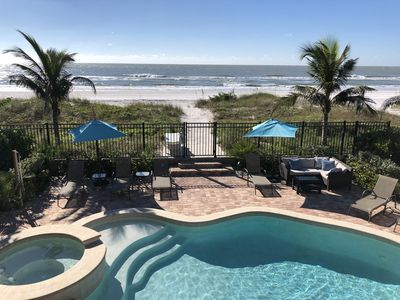 Photo for Sunset Suite at Casa Gia Boutique Condo on the Beach in City Center w/ Pool & HT