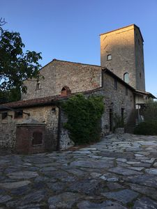Photo for Completely renovated ancient villa and tower in the heart of Chianti, Tuscany!