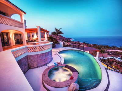 Photo for Luxury Hacienda, Stunning Views, Infinity Pool, & Meditation Gardens