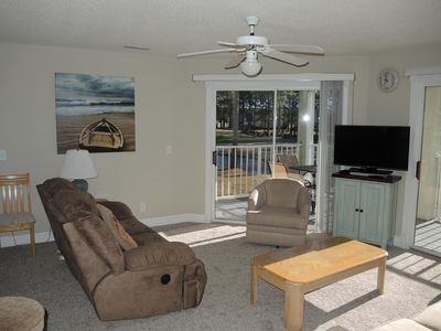 Photo for Cozy villa great for Golfers and Families!  Great View of Magnolia #8 (204)
