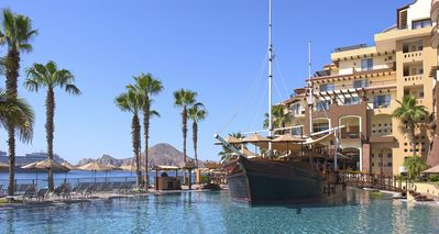 Photo for Villa del Arco - Cabo LUXURY 1 BR SUITE - Sleeps 4, Direct Beach Access