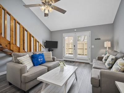 Photo for 2 Bedroom Townhome! Several Amenities On Site!Brand New Flooring!Sleeps 8