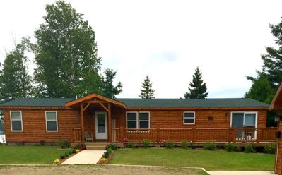 Photo for 4BR Cottage Vacation Rental in Moran, Michigan