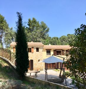 Photo for Provencal Estate with full privacy, no nuisances, near beaches, F1 GP racetrack