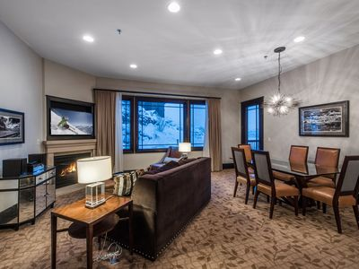 Photo for Luxury 5 Star Hotel Residence- 1 Bed 2 Bath at the Canyons Village Base - By PADZU