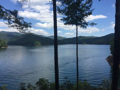 Photo for Martin Pointe - Lake Front Home on Lake Jocassee