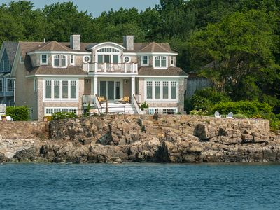 Photo for STUNNING BOLD OCEAN-FRONT HOME WITH AMAZING OCEAN VIEWS 6 Bedrooms 6 Baths