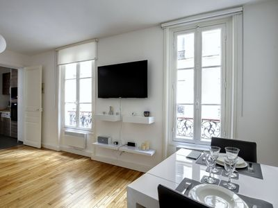 Photo for Apartment Tolbiac A in Paris/13 - 2 persons, 1 bedrooms