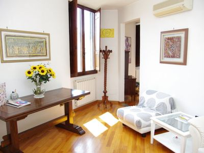 Photo for Campo di Marte Apartment, Sleeps 4 with Air Con and Free WiFi