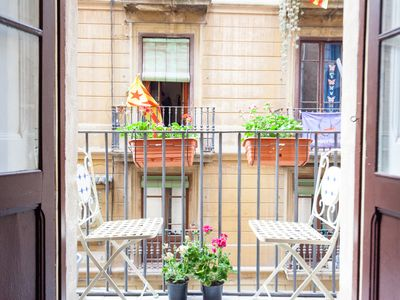 Photo for Fresh and Cosy Apartement/Heart of Barcelona