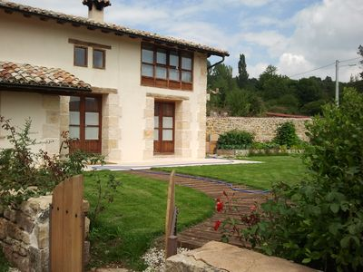 Photo for Guareña rural house, for 4 people (full rental)