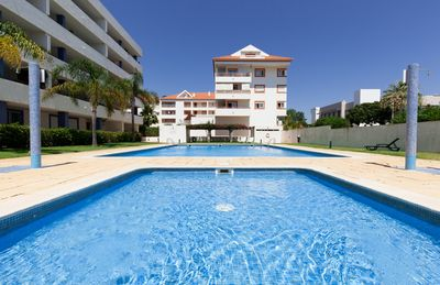 Photo for Luxury apartment in condominium, spacious, center Vilamoura, near golf beach