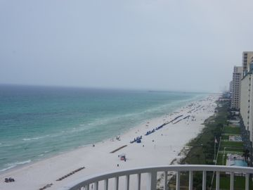 Wrap around balcony~reserved parking space~beach service~amenity fees included~