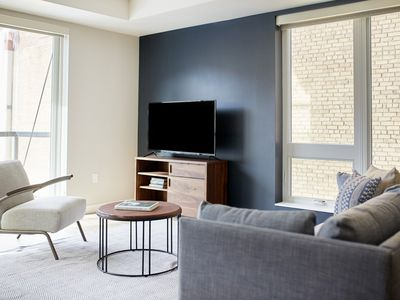 Photo for 2BR Apartment Vacation Rental in Minneapolis, Minnesota
