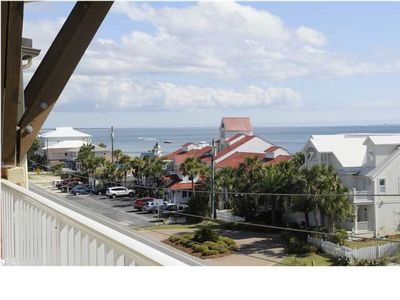 """Photo for Enjoy Your """"Best Day"""" in Mexico Beach - 3 Bd, 2 Bath - 180 Degree Gulf View"""