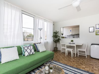 Photo for Bondi Beach 2 Bed with Car Space