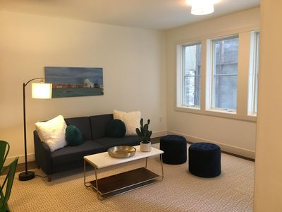 Photo for Charming New Apartment in Pacific Heights