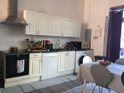 Photo for 200 meters from the TGV station Small fully furnished loft!