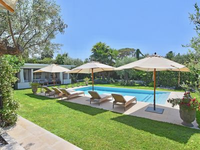 Photo for VILLA WITH POOL - CAP D'ANTIBES