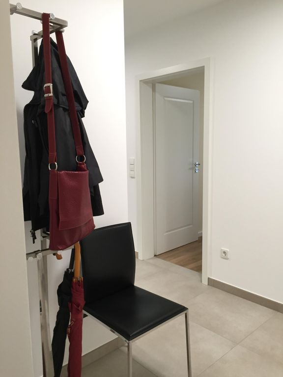 2 bedroom apartment, in 2016 completely renovated, large balcony