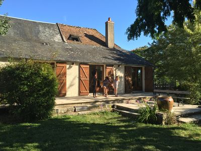 Pouilly is a wonderful house for vacations with families and friends