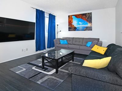 Photo for Roomy 7BR, sleeps 19+, 5mins to DT, walk to CTrain