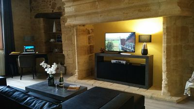 Photo for Very nice apartment in the heart of the medieval town of Sarlat