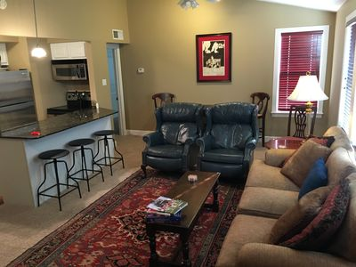 Photo for Fantastic Condo Within Walking Distance Of Football Stadium, Grove And Campus