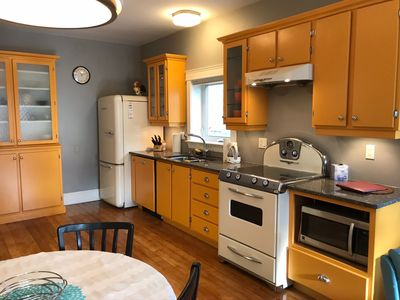 Photo for Sun filled accessible apartment. Central Halifax with onsite parking