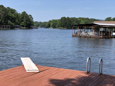 Photo for Lake Life! Peaceful, Quiet, Relaxing Paradise!!!