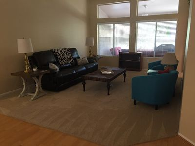 Photo for Spend an extended vacation in this comfortable newly furnished SCW home.