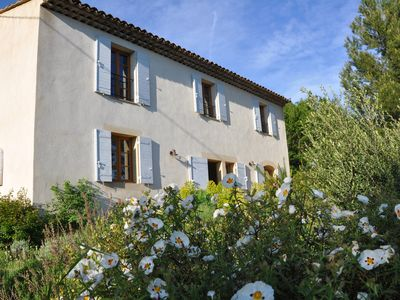 Photo for Provencal country house in peace in the countryside